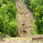 WV pipeline repair